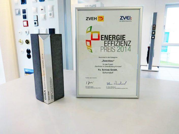 Gewinner GIRA System-Integratoren Award 2014