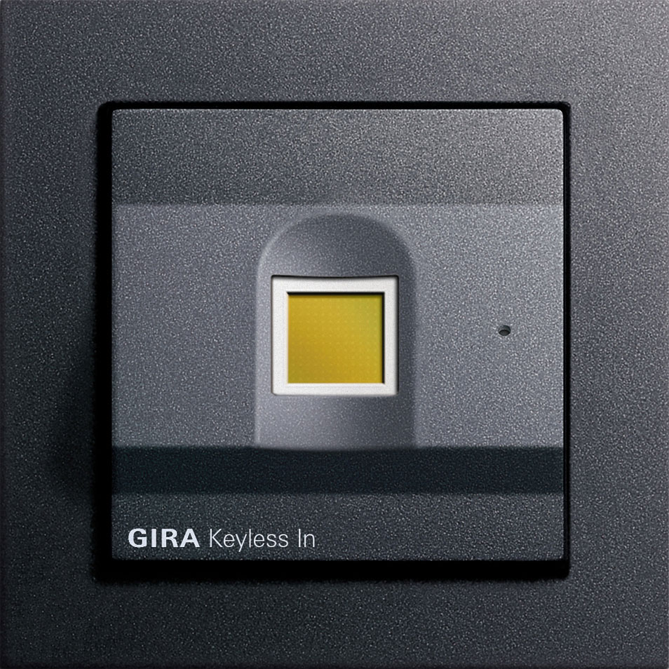 GIRA Keyless In mit Fingerprint